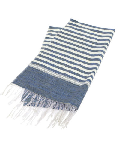 Towels_Cotton-Moroccan-Caribbean stripe
