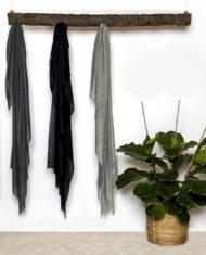 heathered cashmere scarves, turkish cotton rug